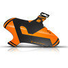 "rie:sel design kol:oss Front Mudguard 26-29"" orange"